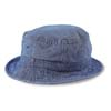 Bucket Denim Washed Cap