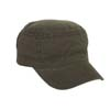 Military Cap Combed Washed