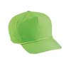 Neon Crincle Taslon Cap