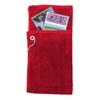 Bi-Fold Towel w/Pocket