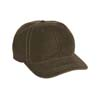 6 Pnl Weathered Washed  Cap