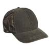 6 Pnl Weather-Washed Cap with
